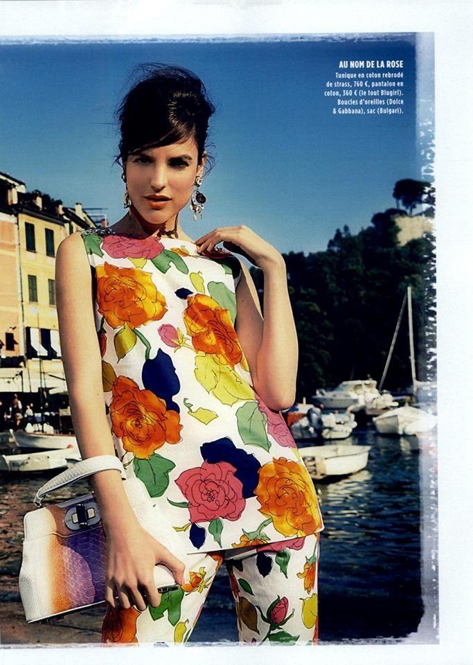 Best Editorials - Blugirl Spring Summer 2014 • Gala, France - April 4, 2014
