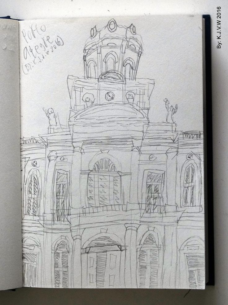 https://flic.kr/p/DxbzF6 | Porto Alegre | The Stunning City Hall.