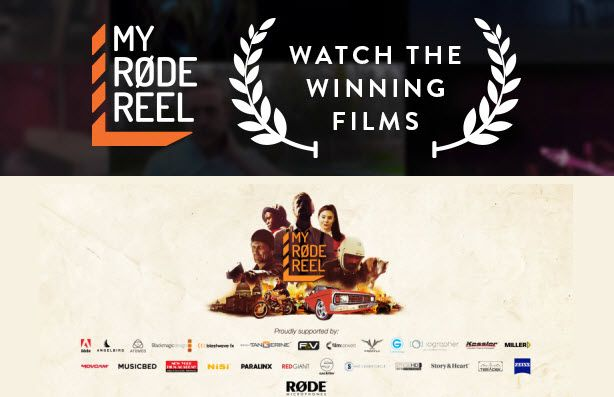 World's Largest Short Film Competition MY RØDE REEL 2016 Proudly Announces Winners - http://blog.planet5d.com/2016/07/worlds-largest-short-film-competition-my-rode-reel-2016-proudly-announces-winners/