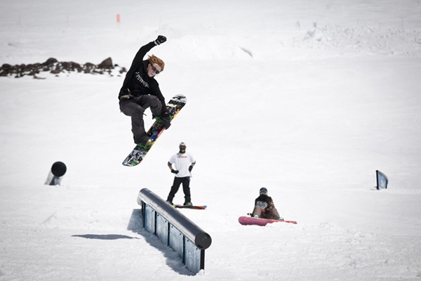 Windells: 2012 Session 1 Recap | Snowboarder Magazine