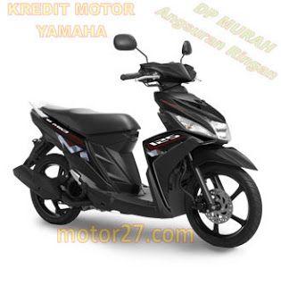Yamaha Mio M3 125 HITAM