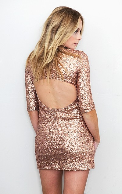 New years eve dress? :) I think yes.
