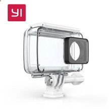YI Waterproof Camera Case For YI 4K Action Camera 2 Up to 132 feet (40M) Underwater Sports Swimming Diving YI Official Tag a friend who would love this! FREE Shipping Worldwide #ElectronicsStore Get it here ---> www.alielectronic...