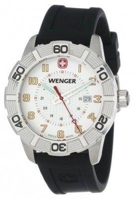Relógio Wenger Men's 0851.104 Sport Roadster Watch #relogio #swiss