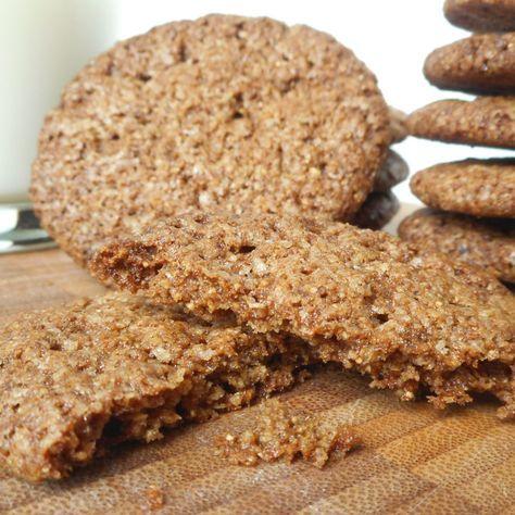 Muesli koekjes / muesli cookies - Het keukentje van Syts