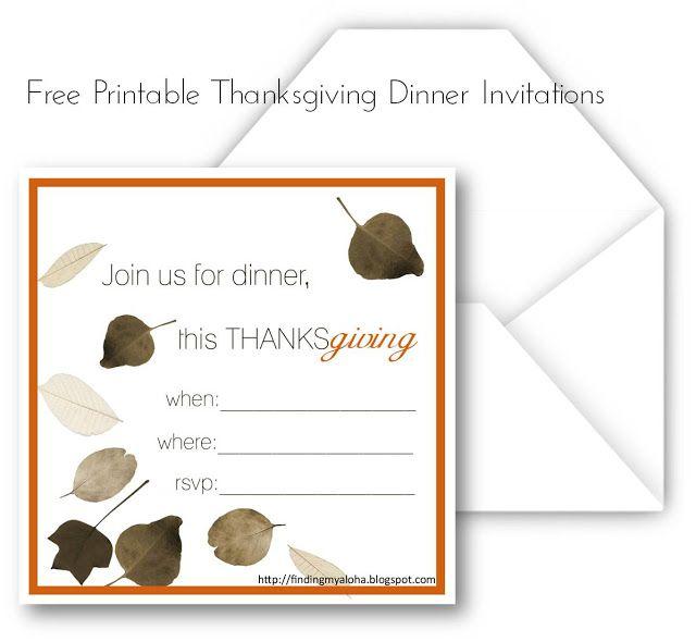 88 best Elegant Invitations images on Pinterest Elegant - free dinner invitation templates printable
