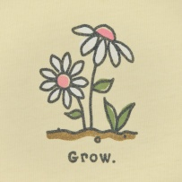 Don't just go through life, grow through life.  #Lifeisgood #Thinkspring