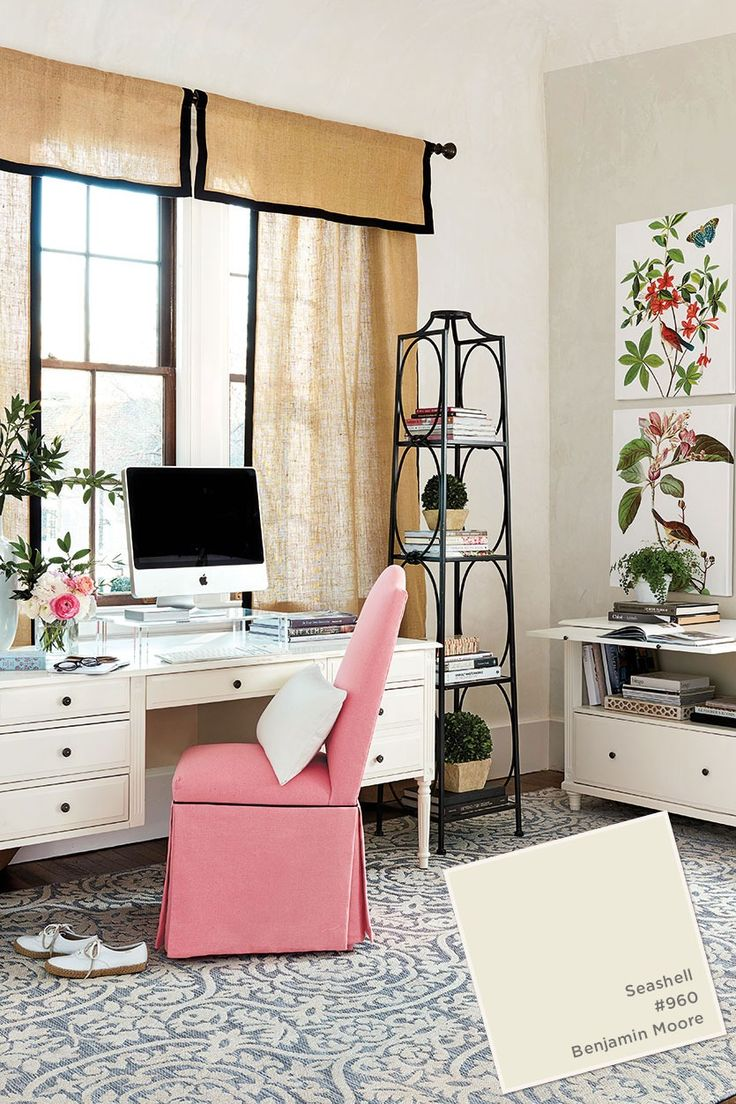 465 best paint images on pinterest - Ballard design home office ...