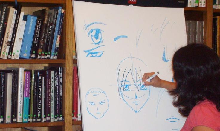 Manga Workshop, 2010
