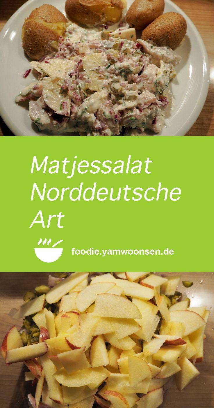 Matjessalat Norddeutsche Art