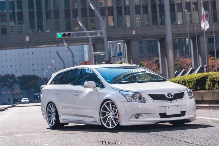 Toyota Avensis on CVT's