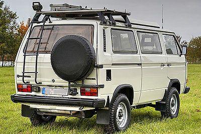 Volkswagen T3 Syncro 16 Zoll, Rarität!