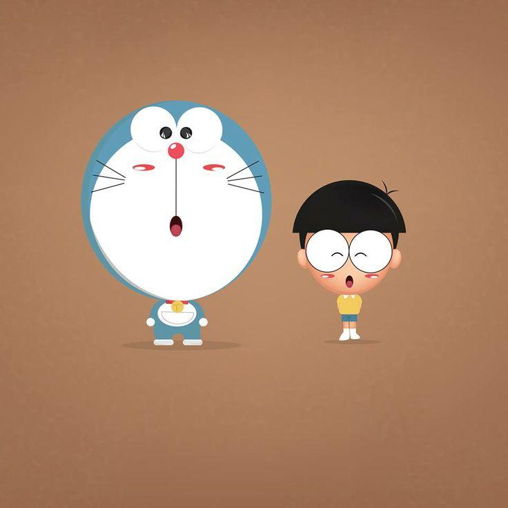 Doraemon Illustrations