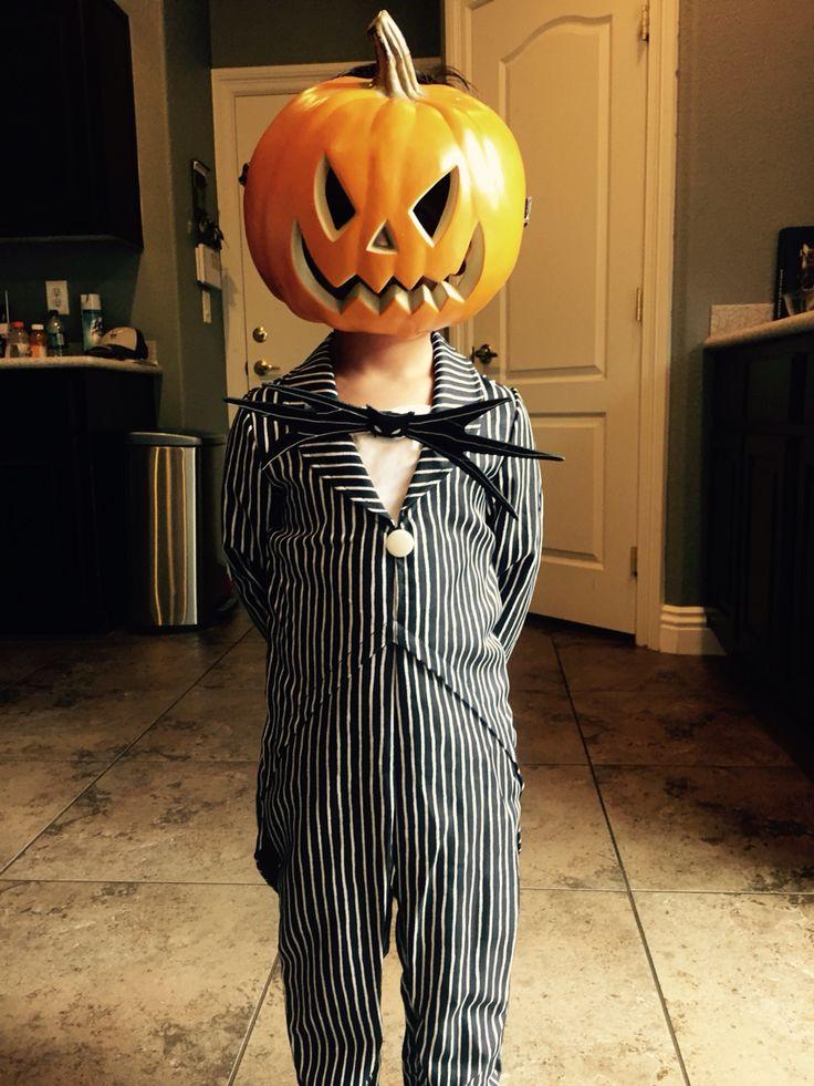 Jack skellington costume pumpkin king costume , toddler