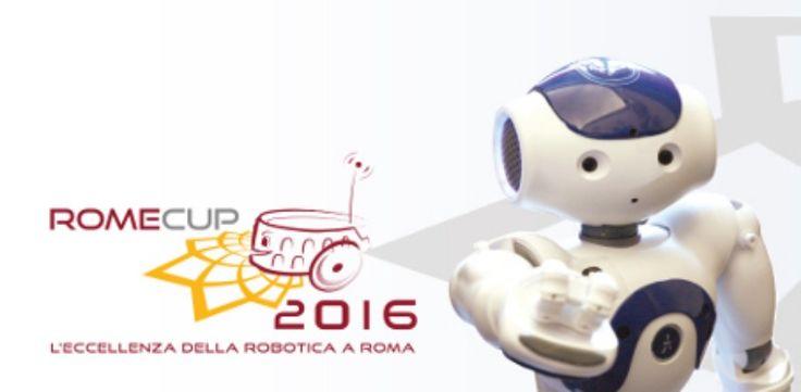 RomeCup 2016, iniziativa sulle nuove tecnologie e il mondo dell'elettronica dal 16 al 18 marzo nella Capitale