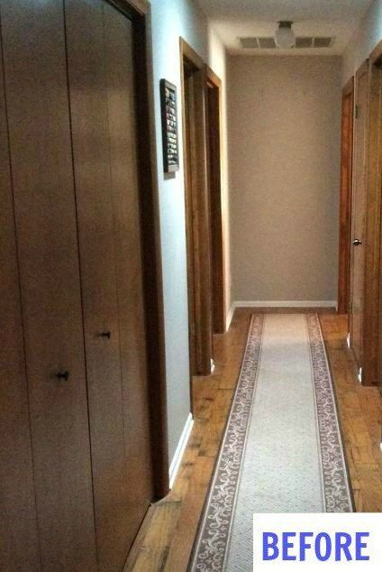 """OMG, this is amazing! I have a dark hallway and I am stealing this idea!"" said a reader"