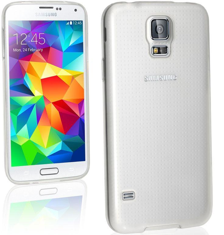 Matte TPU Gel Θήκη Σιλικόνης Διάφανη (Samsung Galaxy S5 mini) - myThiki.gr - Θήκες Κινητών-Αξεσουάρ για Smartphones και Tablets - Χρώμα Matte Διάφανη