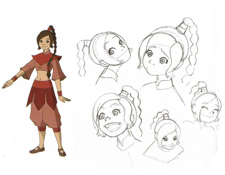 Avatar Last Airbender Character Design : Best art of avatar images on pinterest character