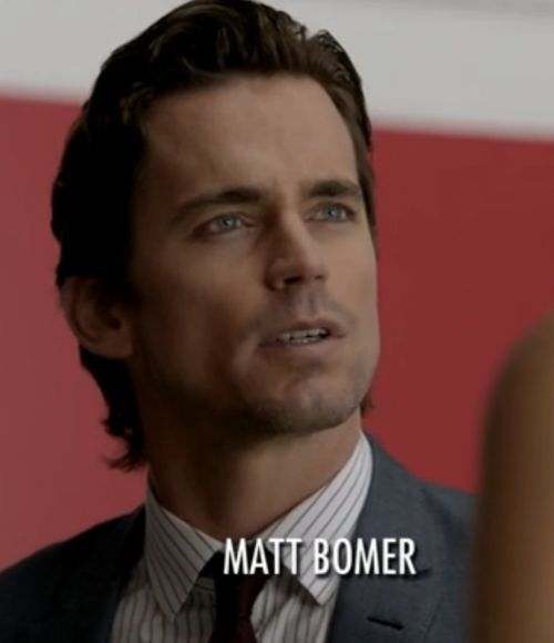 335 best images about white collar on pinterest - Neal caffrey hair ...