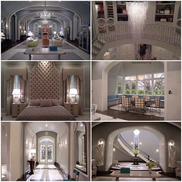Inside The Kkt House Screamqueens Fictional Places
