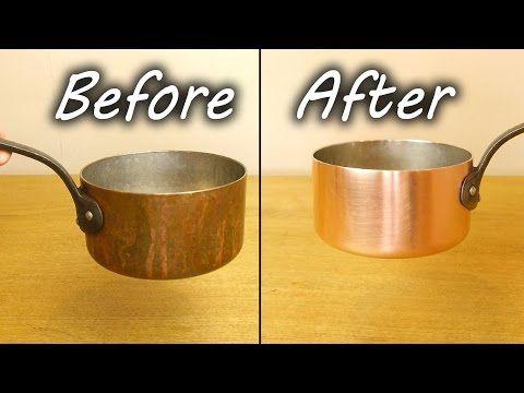Лёгкий способ избавиться от жира и накипи на металлической посуде. Возьми на заметку!