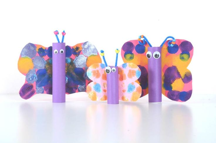 A cute craft project for children