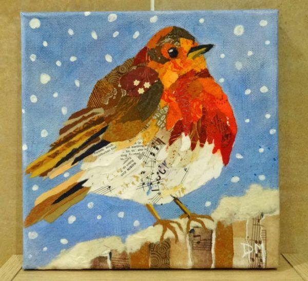 Robin by Dawn Maciocia