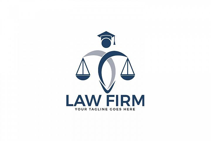 Pin By Mohammed Alsayed On Designbundles Law Firm Logo Design Law Firm Logo Law Logos Design