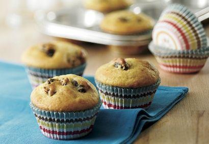 Muffin dattes et orange