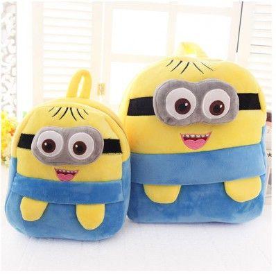 Minions Nursery School Backpack for Children $12.59