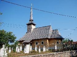 Biserica de lemn din Fanate