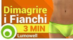 Dimagrire i Fianchi - 3 Minuti <3