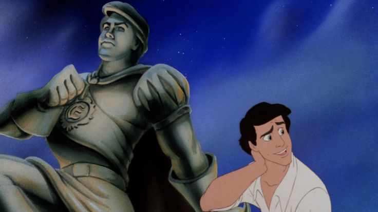 Prince Spotlight Series -Prince Eric from The Little Mermaid - Statue