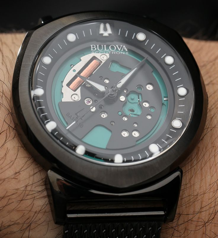 Bulova Accutron II Alpha Watch Hands-On: The New and Affordable Spaceview With A Precisionist Movement