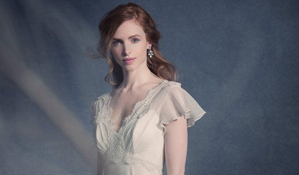 Emma Hunt wedding dress sample sale Sunday 13th September at 170 Queen's Gate.
