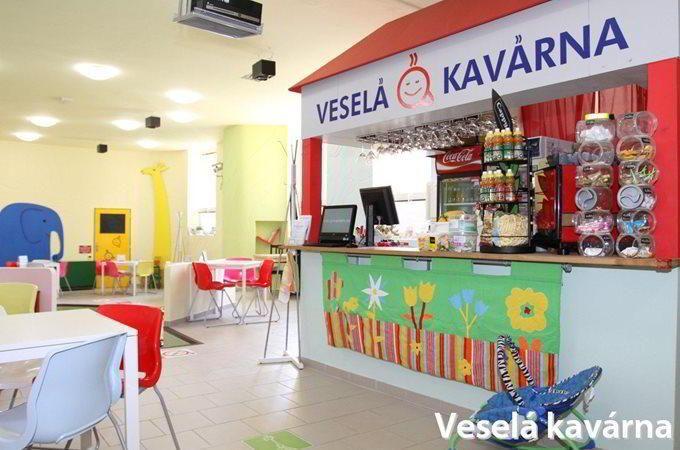 Veselá kavárna - dětská kavárna v Brně