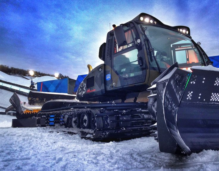 NEW BISON from PRINOTH!   Snow vehicles, Armored truck ...