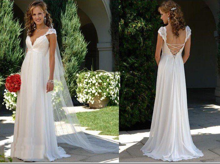 47 best Pregnancy bridal gowns images on Pinterest   Wedding frocks ...