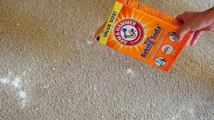 tapijt schoonmaken