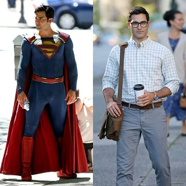 Clark kent superman supergirl that belt throws off the for Kent superman