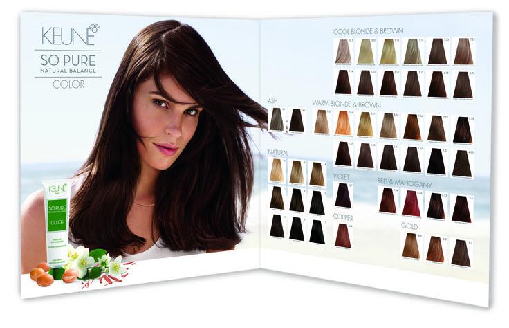 Keune Tinta Color Advanced Reference Hair Color Dye