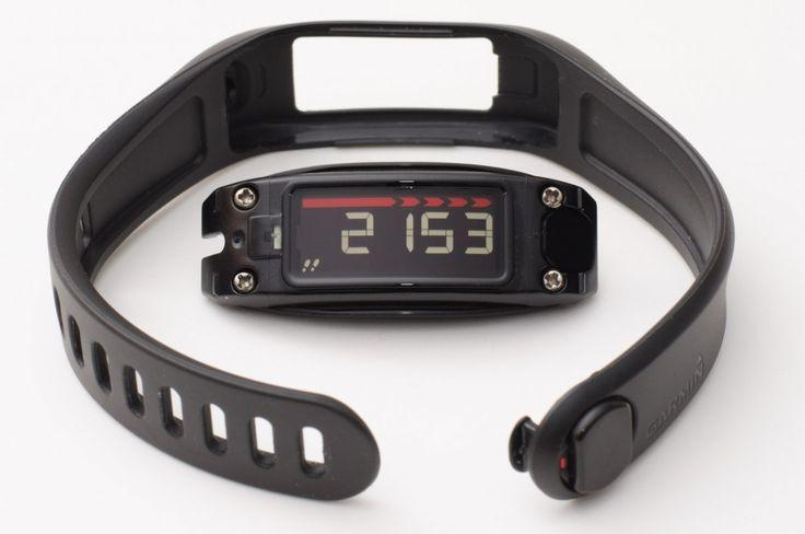 Garmin vivofit2 - Armband und Tracking-Einheit