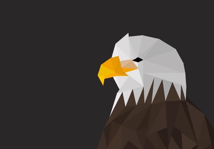 eagle polygon firsttime