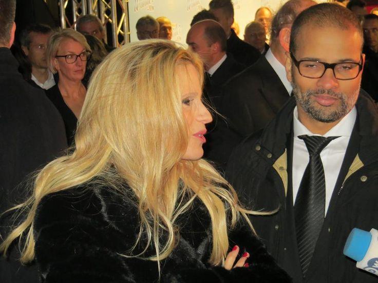 """Michelle Hunziker bei der Premiere des Musicals """"Das Wunder von Bern"""""""