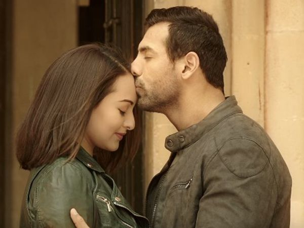 The third song from 'Force 2' movie featuring John Abraham and Sonakshi Sinha titled 'Koi ishaara' is released online. Check it out here.