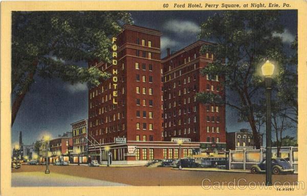 Richford Arms Apartments Erie Pa