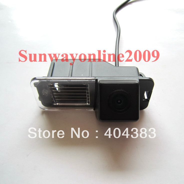 HD! CAR CCD SONY REAR VIEW REVERSE BACKUP  CAMERA FOR VW Volkswagen Polo V (6R)/ Golf 6 VI/ Passat CC