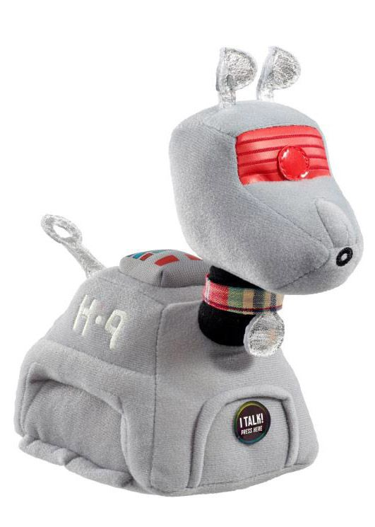 Doctor Who peluche sonore K-9 Previews Exclusive Underground Toys