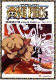 One Piece: Season Five - Voyage Three [2 Discs] [DVD]