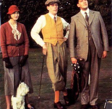 Мужская мода 1920-х годов